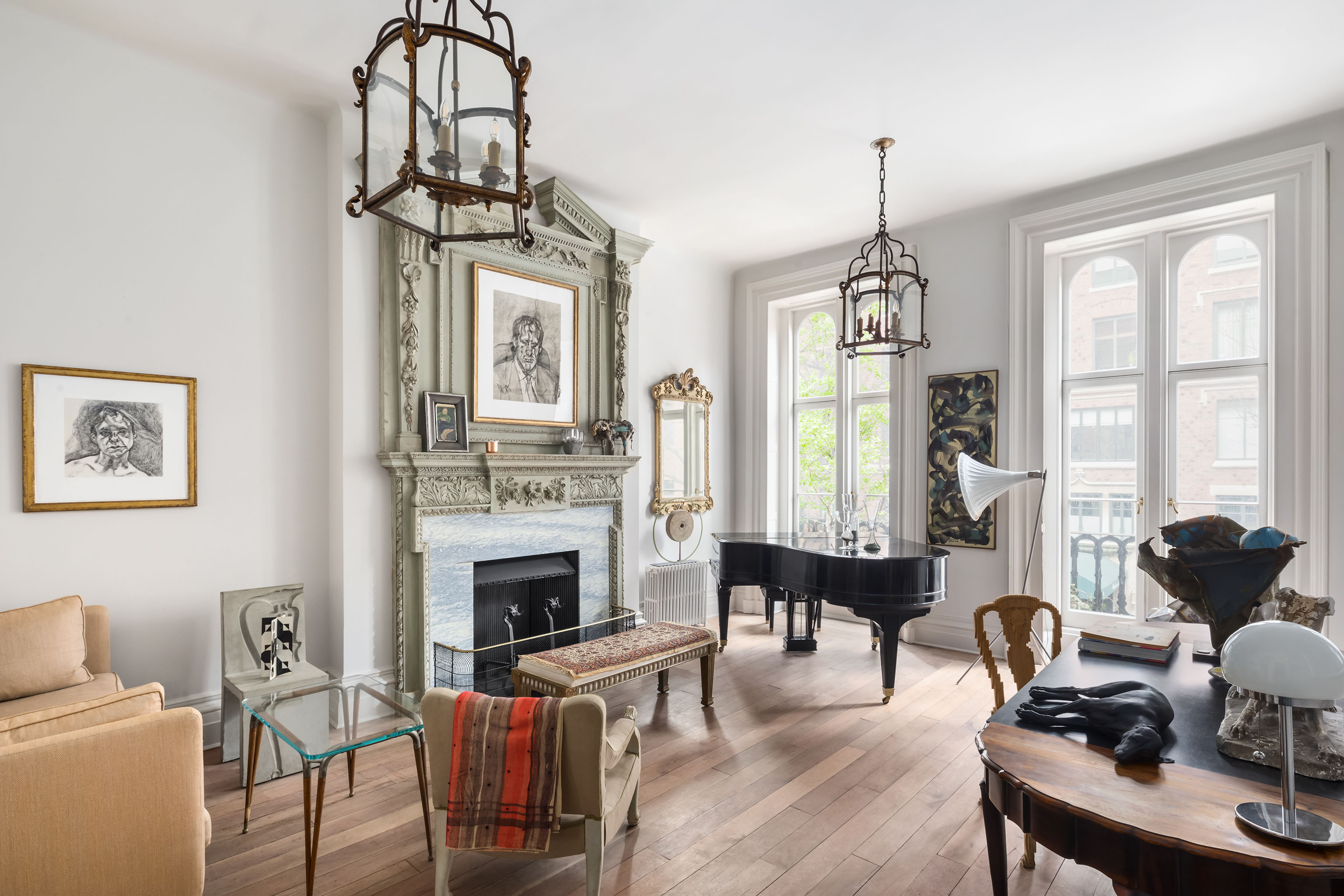 House of the Week: Former Urban Outfitters' CEO's Greenwich Village Town House