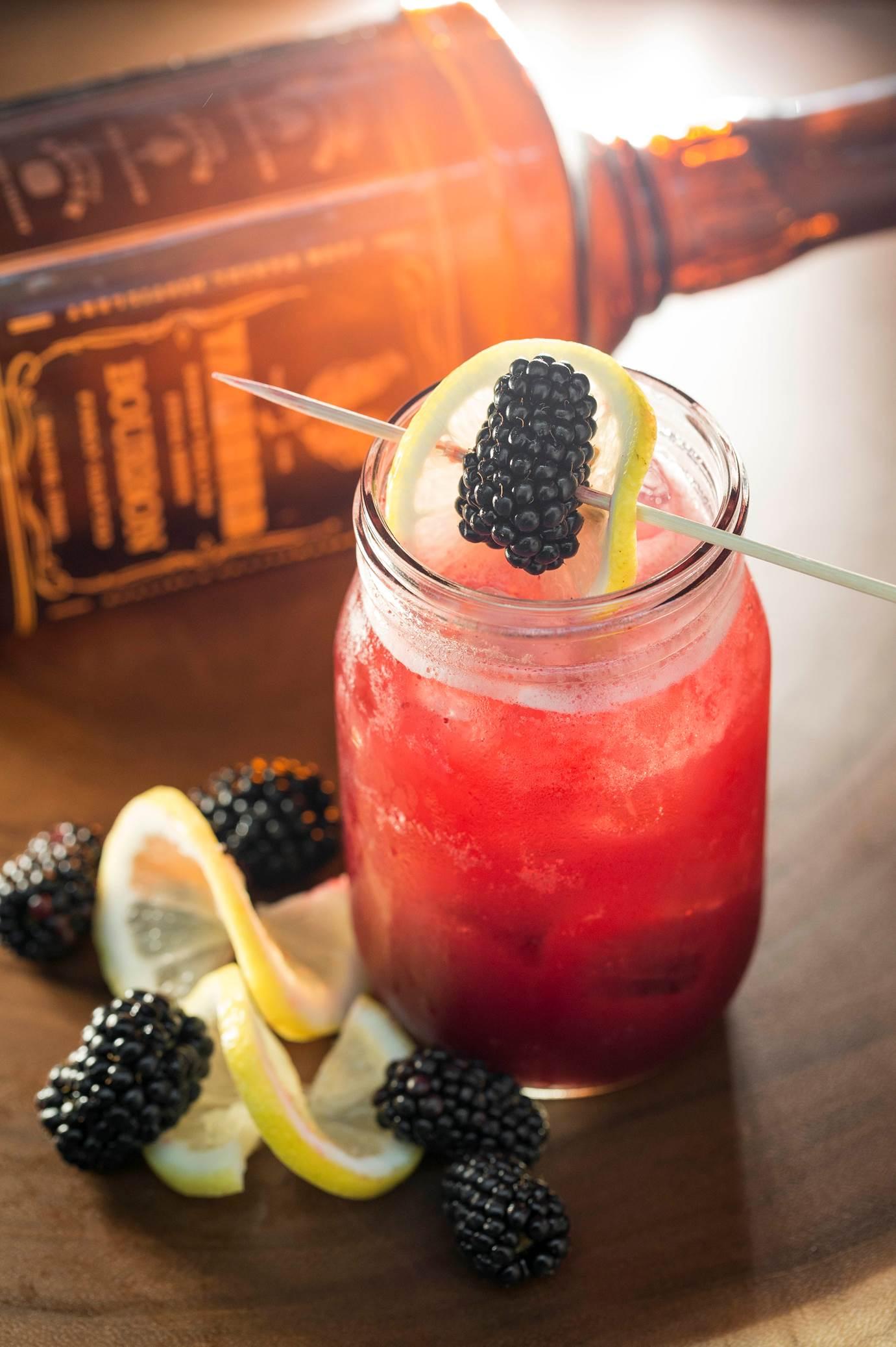 Yardbird Southern Table & Bar Blackberry Bourbon Lemonade