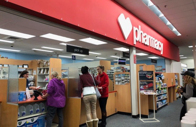 The role of beauty in drugstores will be discussed at the National Association Chain Drug Store Meeting.