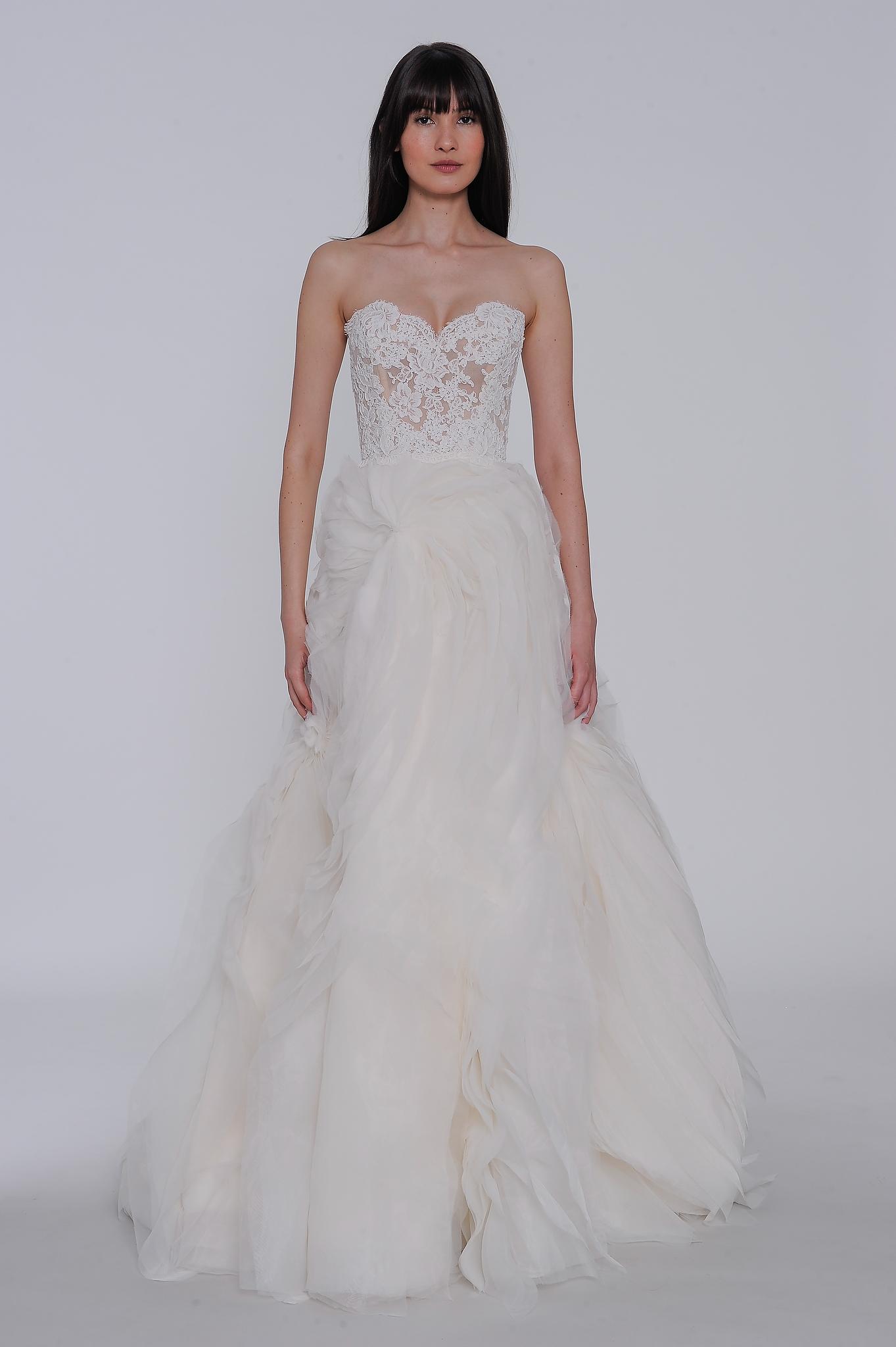 Lazaro Bridal Spring 2019