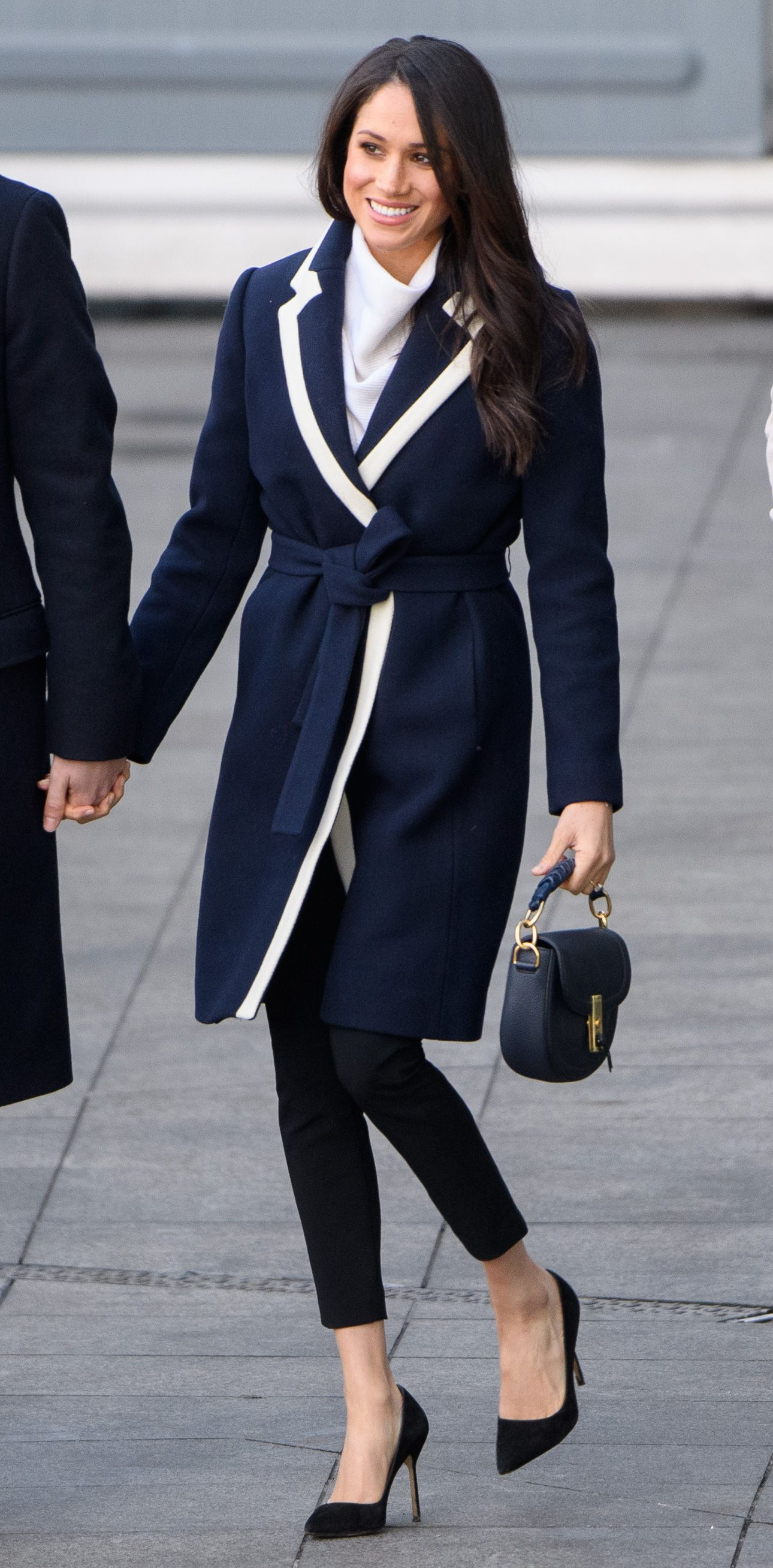 Meghan MarklePrince Harry and Meghan Markle visit Birmingham, UK - 08 Mar 2018 Prince Harry and Ms. Markle will firstly attend an event at Millennium Point to celebrate International Women's Day, which aims to inspire the next generation of young women to pursue careers in Science, Technology, Engineering and Maths (STEM). Hosted by social enterprise Stemettes, the event will bring together female students from local secondary schools and include interactive activities, a panel discussion, speed networking opportunities with local businesses, and information on work experience, apprenticeships, A-level choices, and university degrees in STEM. Prince Harry and Ms. Markle will join the young women as they take part in building apps and touchpads, before hearing more about their motivations to pursue STEM subjects.