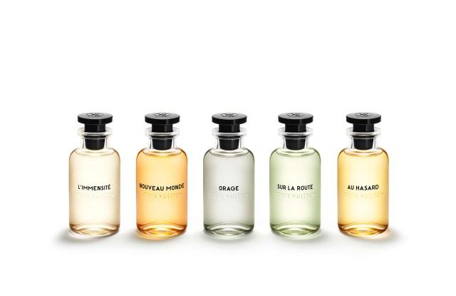 Men's fragrances from Louis Vuitton