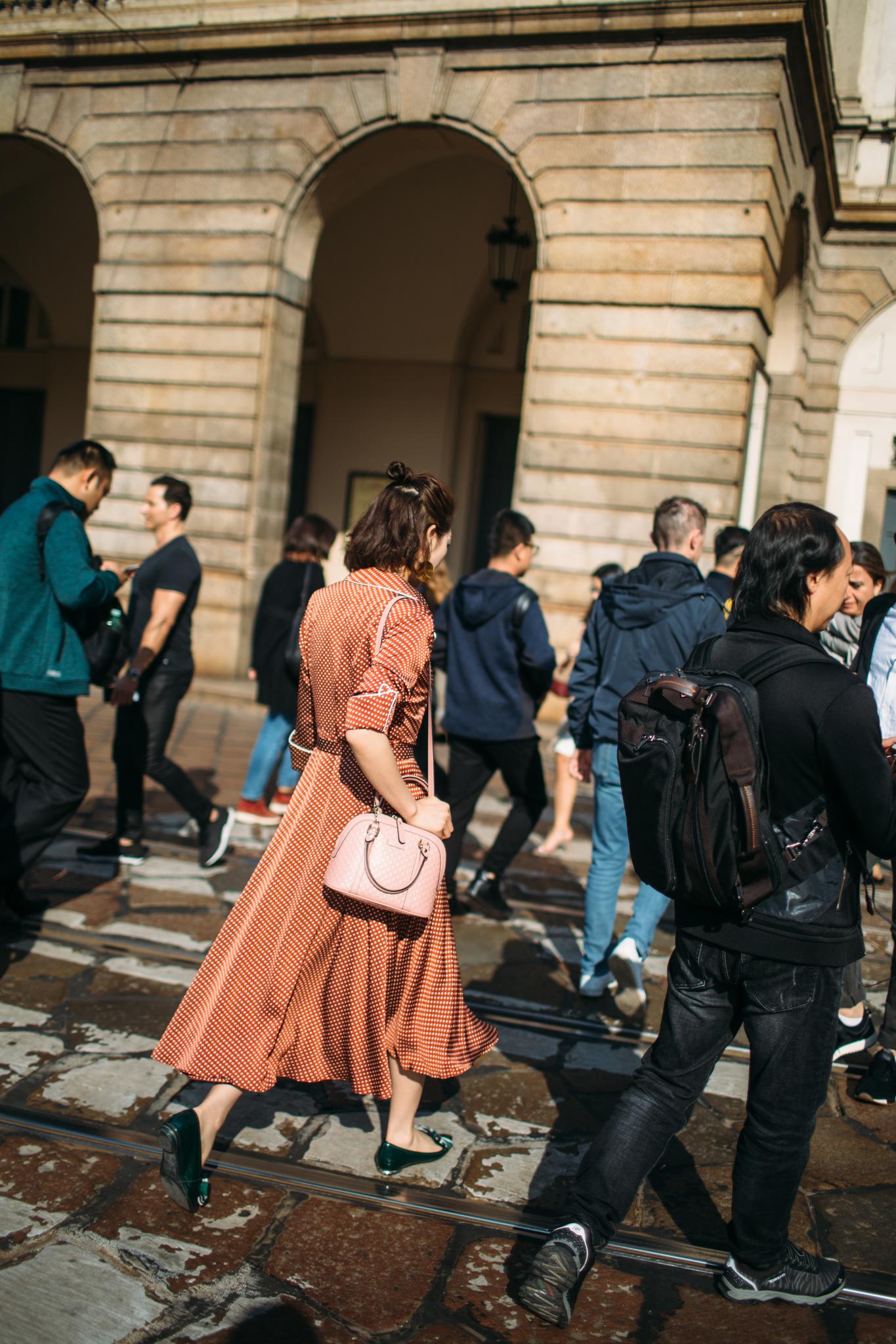 Street Style at Milan Design Week