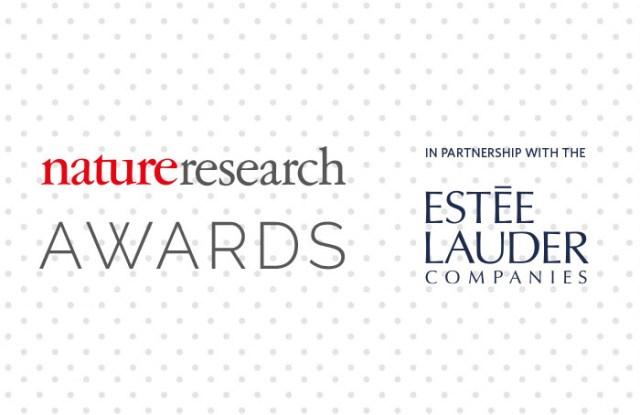 The Estée Lauder Cos. and Nature Research Awards.
