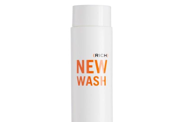 New Wash Hair Story