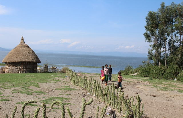 PVH and WWF will work to conserve freshwater resources in Ethiopia's Lake Hawassa.