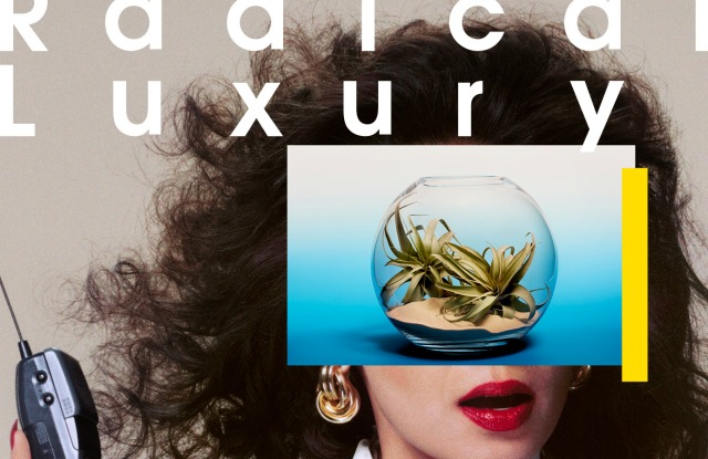 "Selfridges ""Radical Luxury"" cinematic campaign"