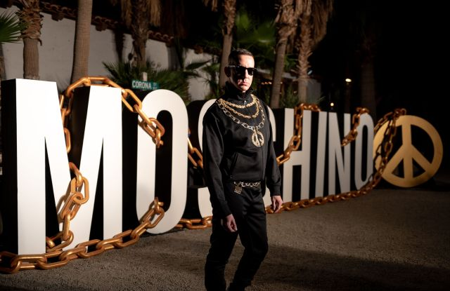 Jeremy ScottMoschino party, Coachella Valley Music and Arts Festival, Palm Springs, USA - 14 Apr 2018