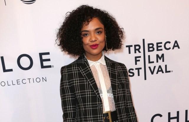 Tessa ThompsonUS Narrative Competition Premiere of LITTLE WOODS at the 2018 Tribeca Film Festival, New York, USA - 21 Apr 2018