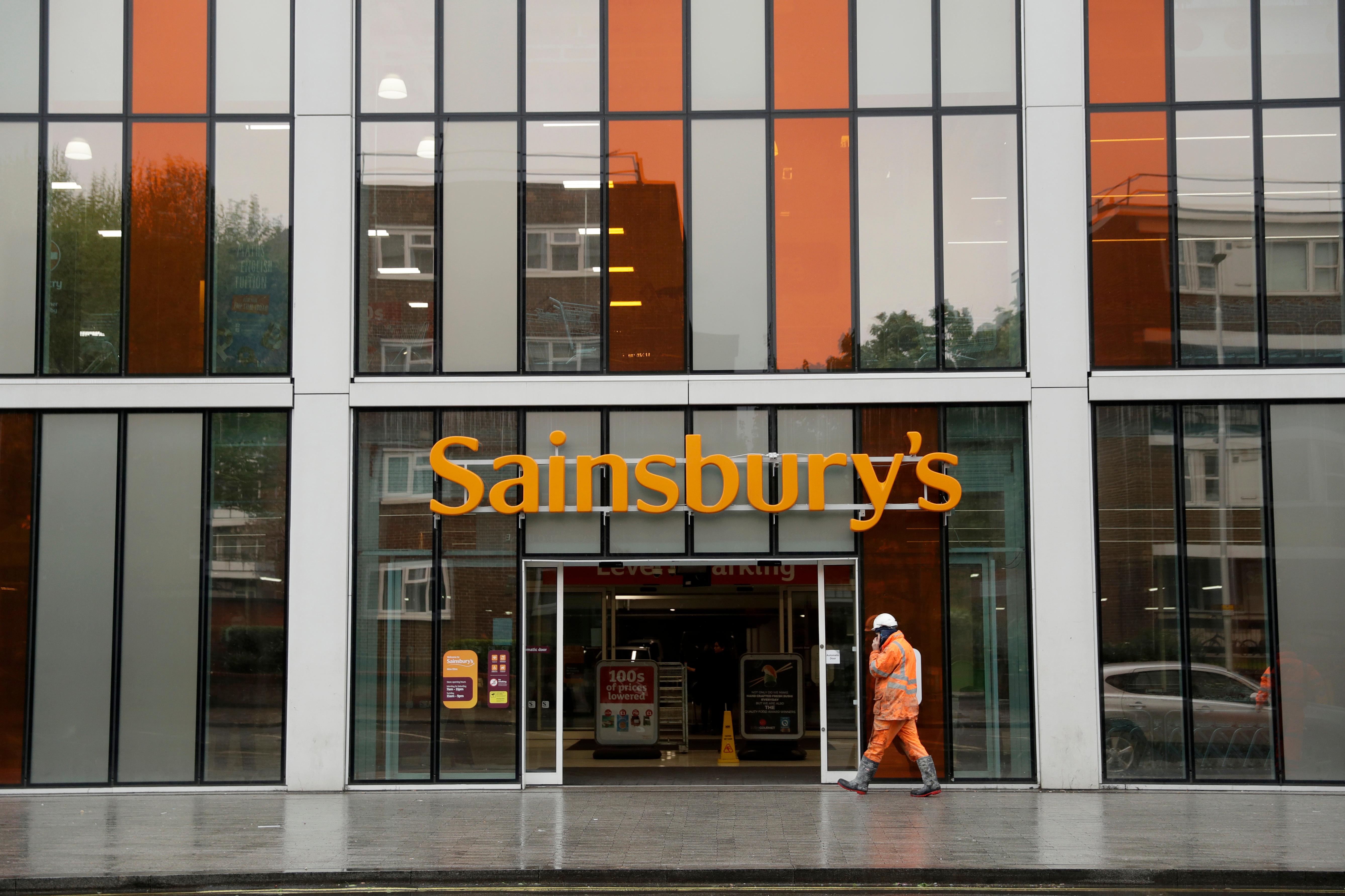 Sainsbury's flagship store