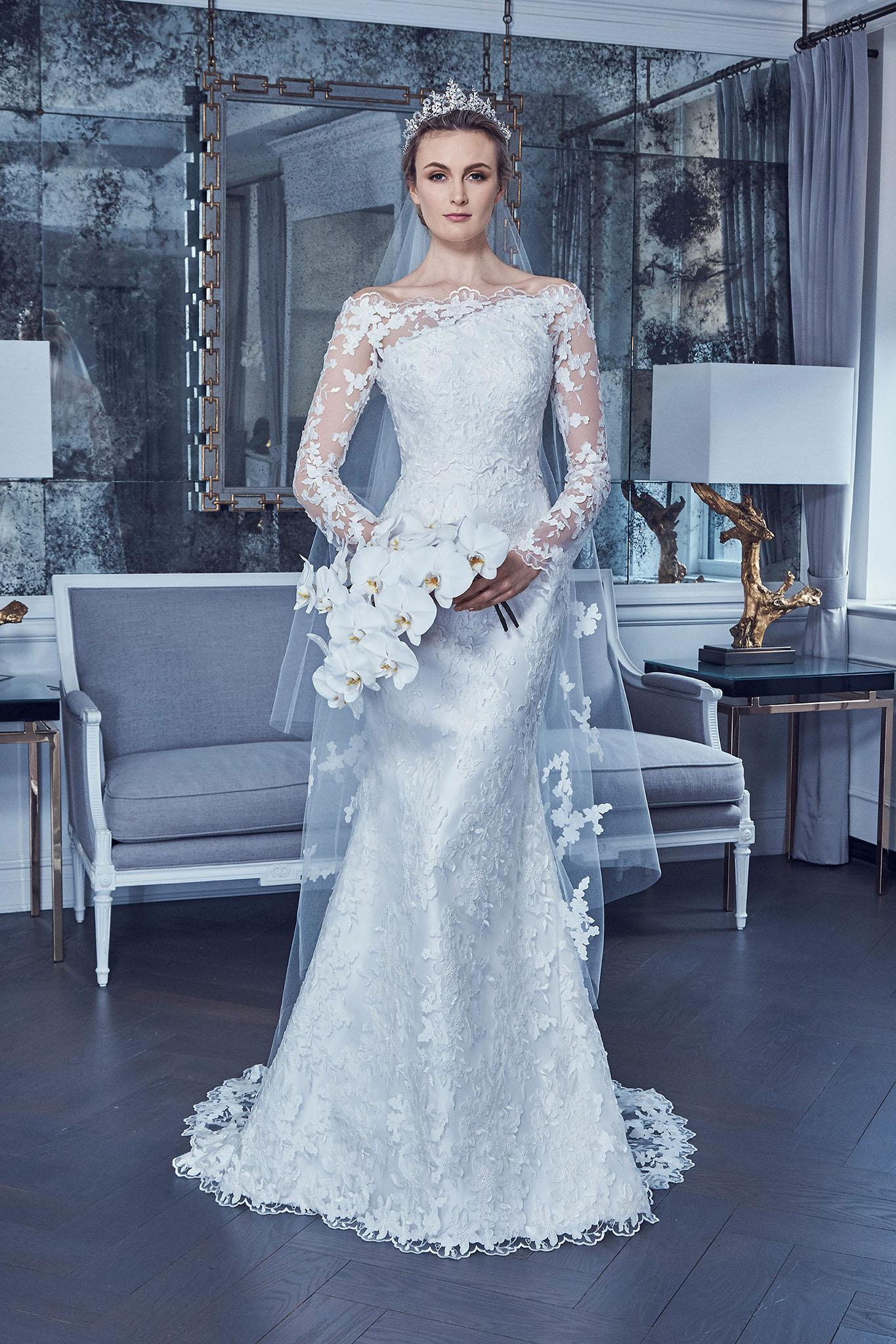 Romona Keveza Collection Bridal Spring 2019