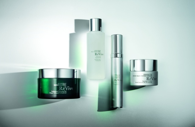An assortment of RêVive products.