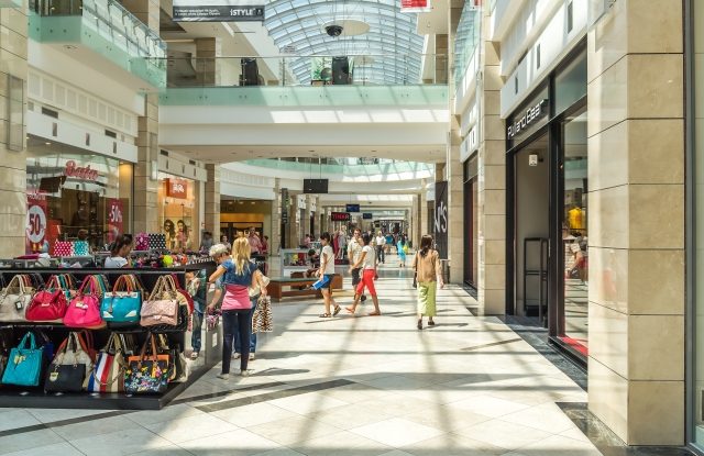 Stores and malls need to be more focused on customer acquisition.