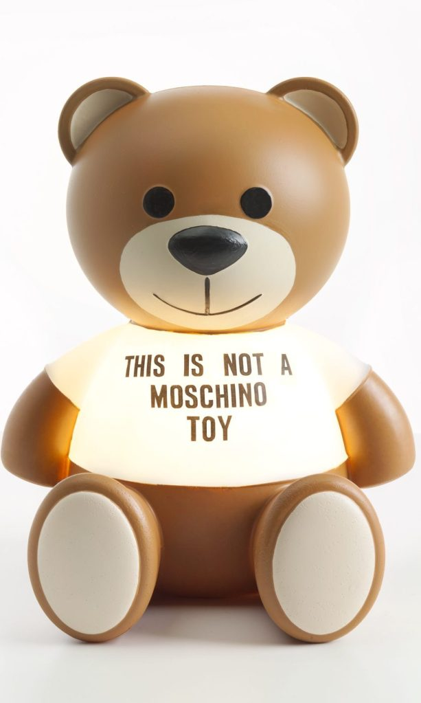 Moschino lamp by Kartell
