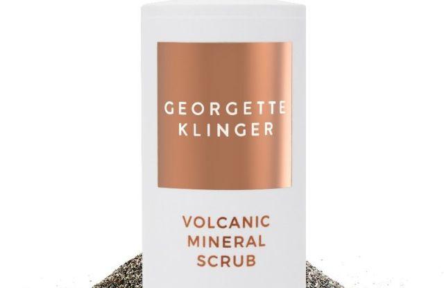 Georgette Klinger Volcani Mineral Scrub.