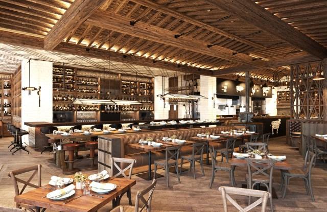 Yardbird Southern Table & Bar, Los Angeles