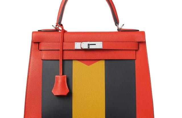 Kelly bag by Hermes
