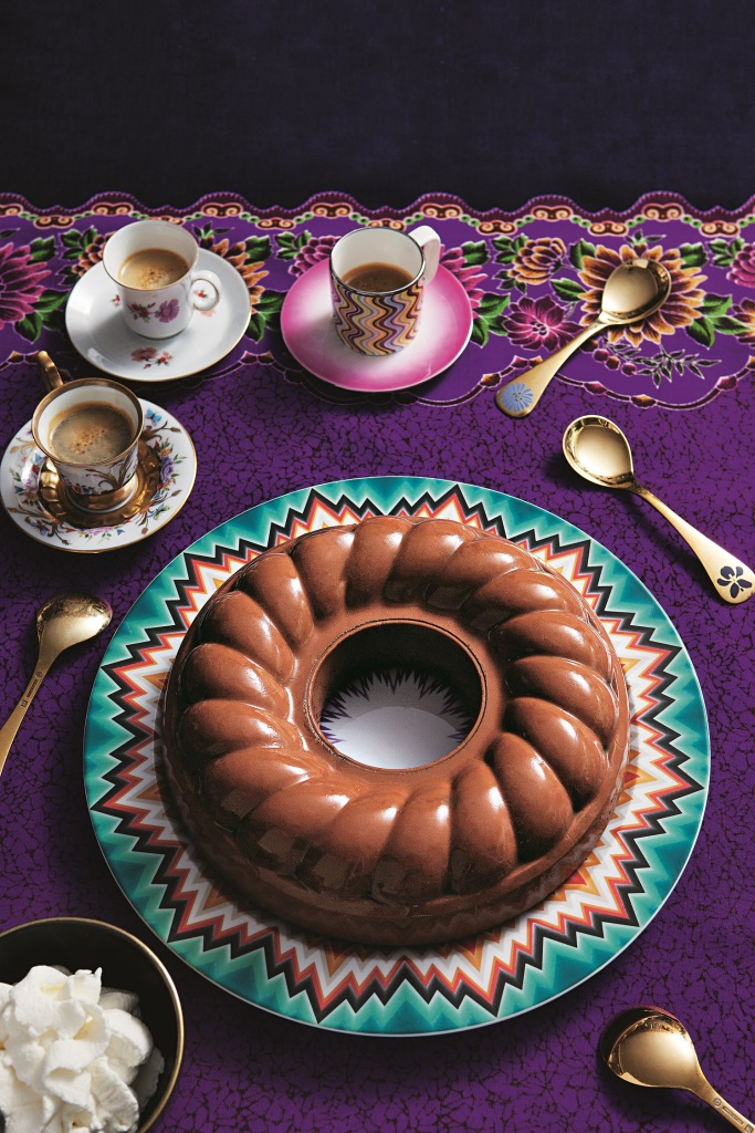 Missoni cookbook budino