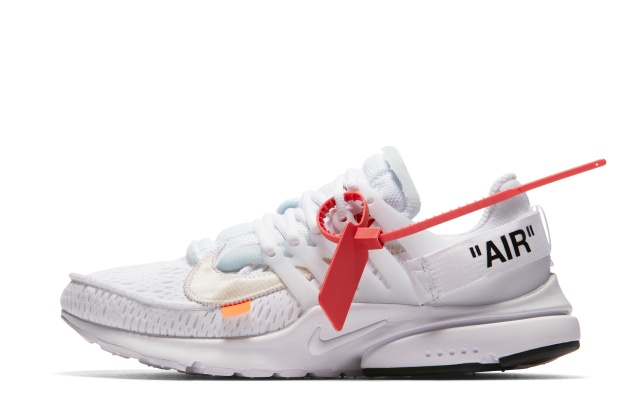 Nike x Off White Air Prestos