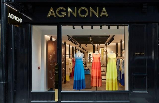 Agnona London Boutique