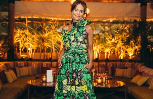 Alison Loehnis in Dubai