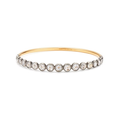This bracelet sold at Fred Leighton exemplifies the understated aesthetic preferred by tech wealth.