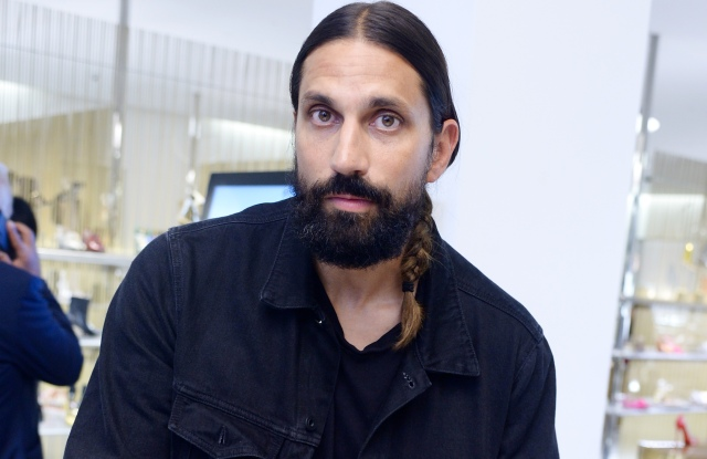 Ben Gorham Celebration of Byredo's Capsule Collection Elevator Music Designed in Collaboration with Off-White c/o Virgil Abloh