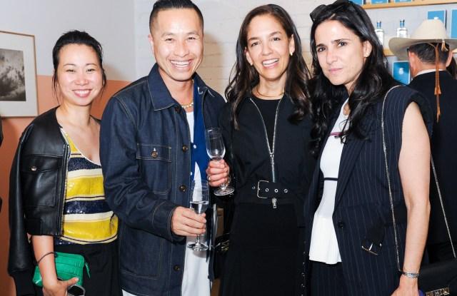 Wen Zhou, Phillip Lim, BerthaGonzález Nieves, Mishele Wells