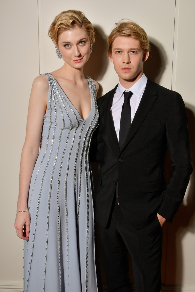 Elizabeth Debicki and Joe Alwyn