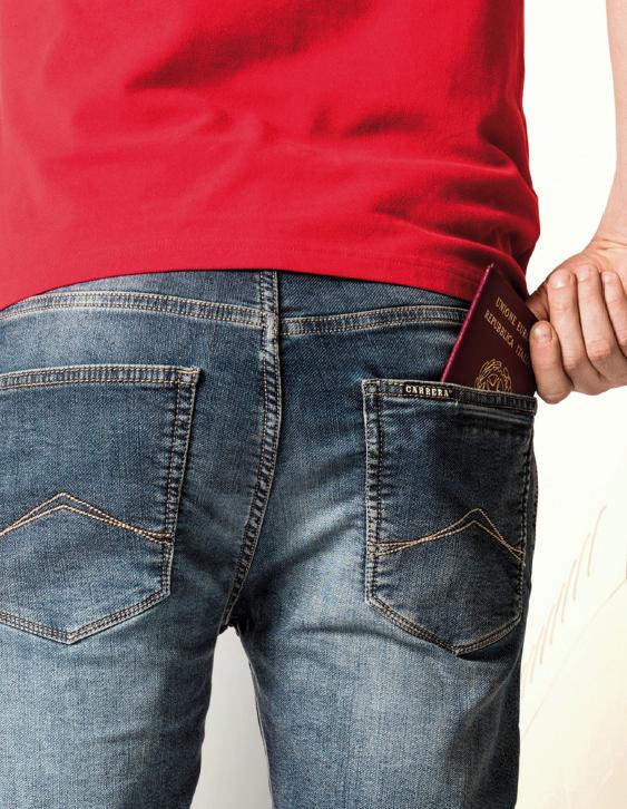 Carrera Jeans' Passport style for men's.