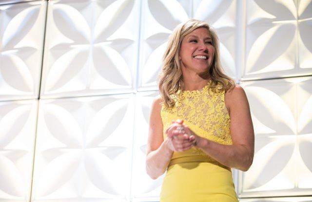 CoachArt's Heart & Humanity Champion, Alibaba's Jennifer Kuperman Johnson