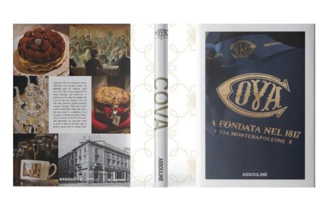 """""""Cova"""" book's cover"""