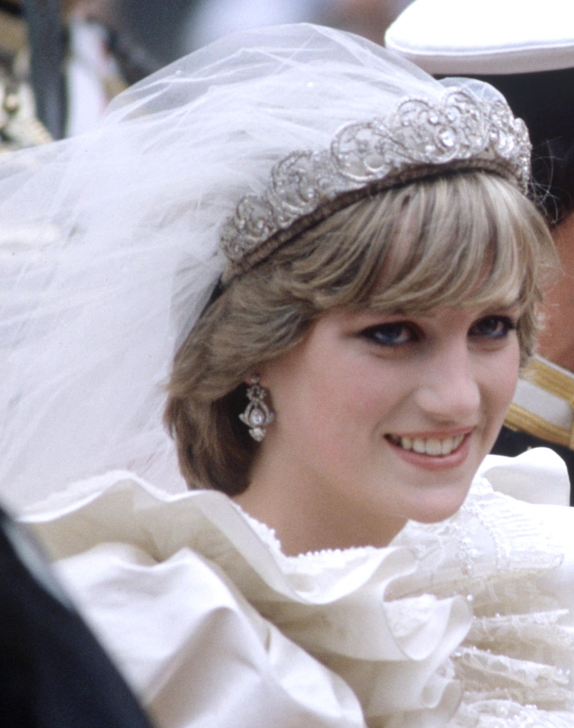 Princess Diana and Prince Charles weddingVarious