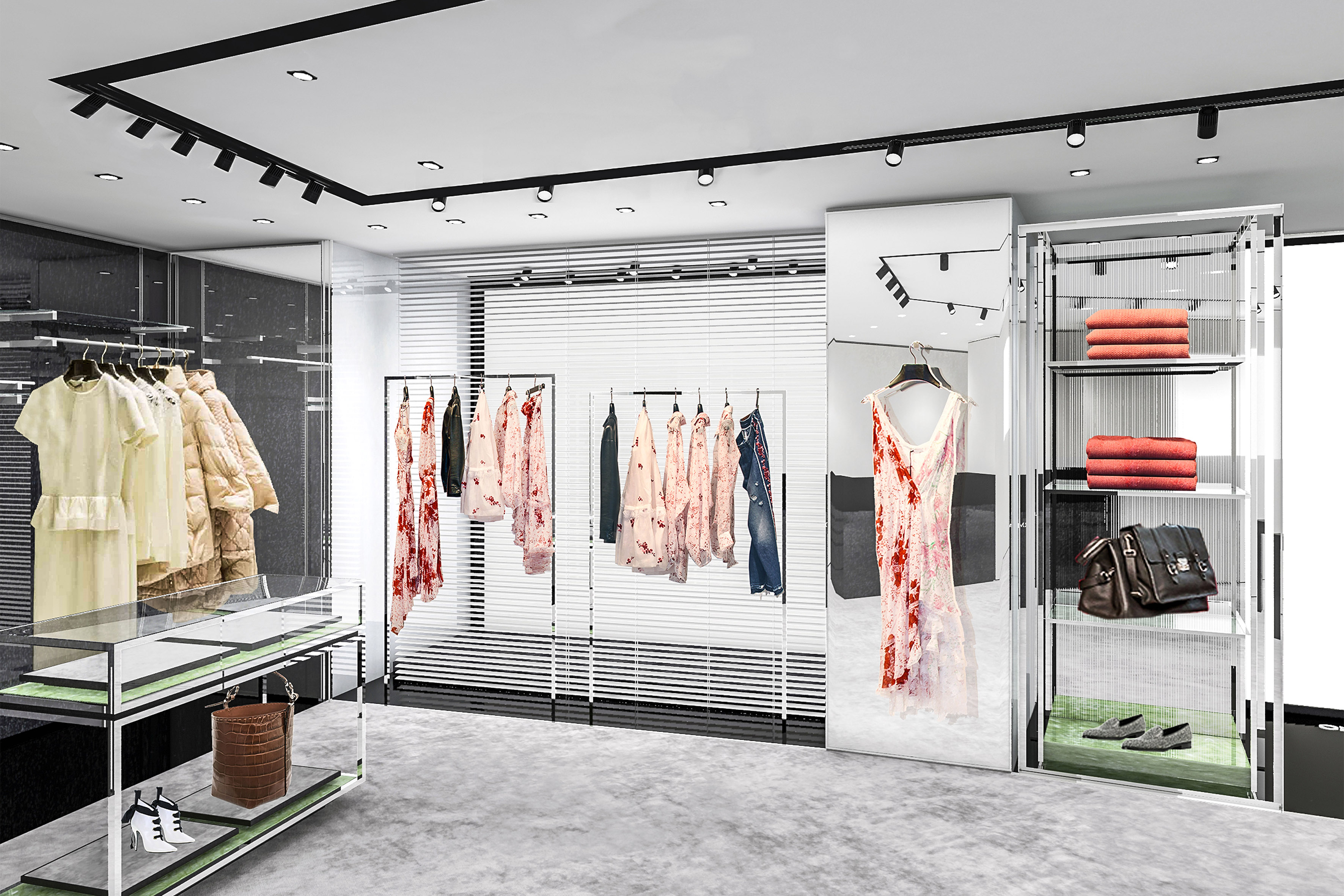 Ermanno Scervino store in Hong Kong