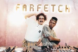 DJ Karrouhat and DJ Somalie