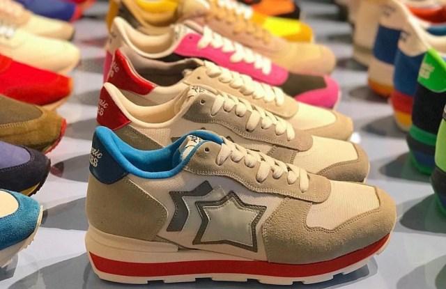 Styles from the Atlantic Stars footwear brand.
