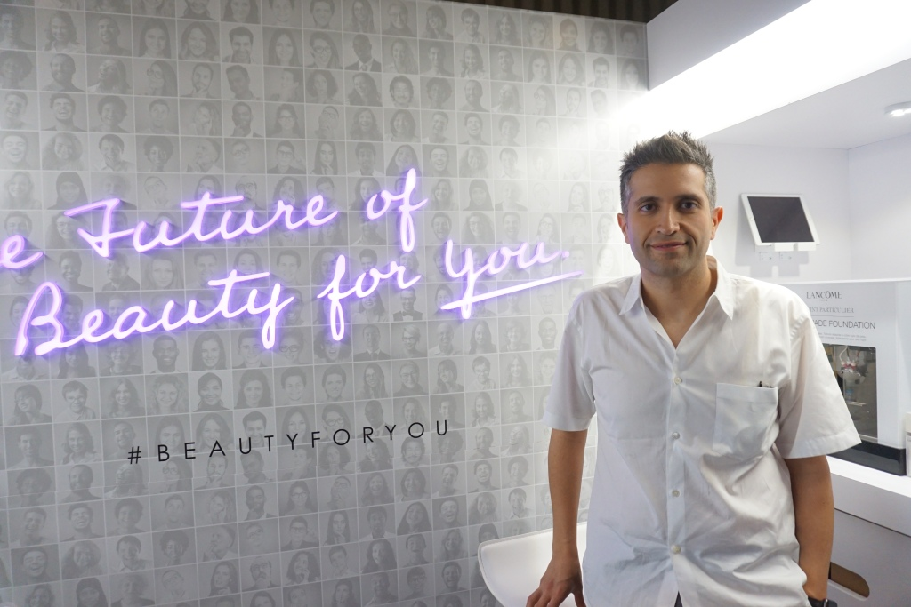Loreal beauty tech guive balooch
