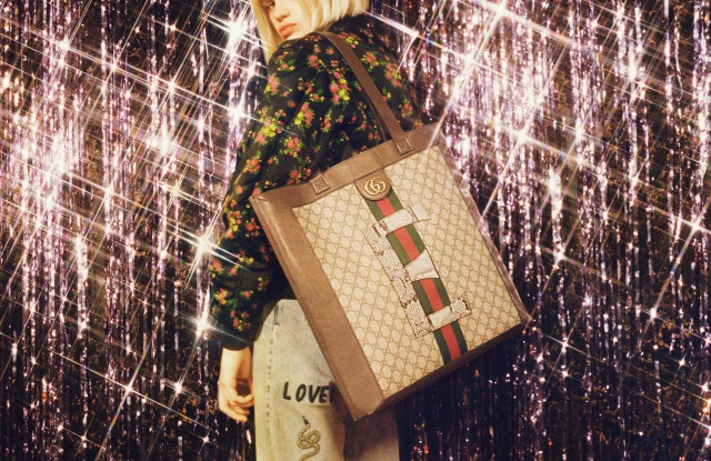 """The Gucci """"Do It Yourself"""" campaign"""