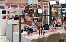 The Estée Lauder beauty hub at Debenhams