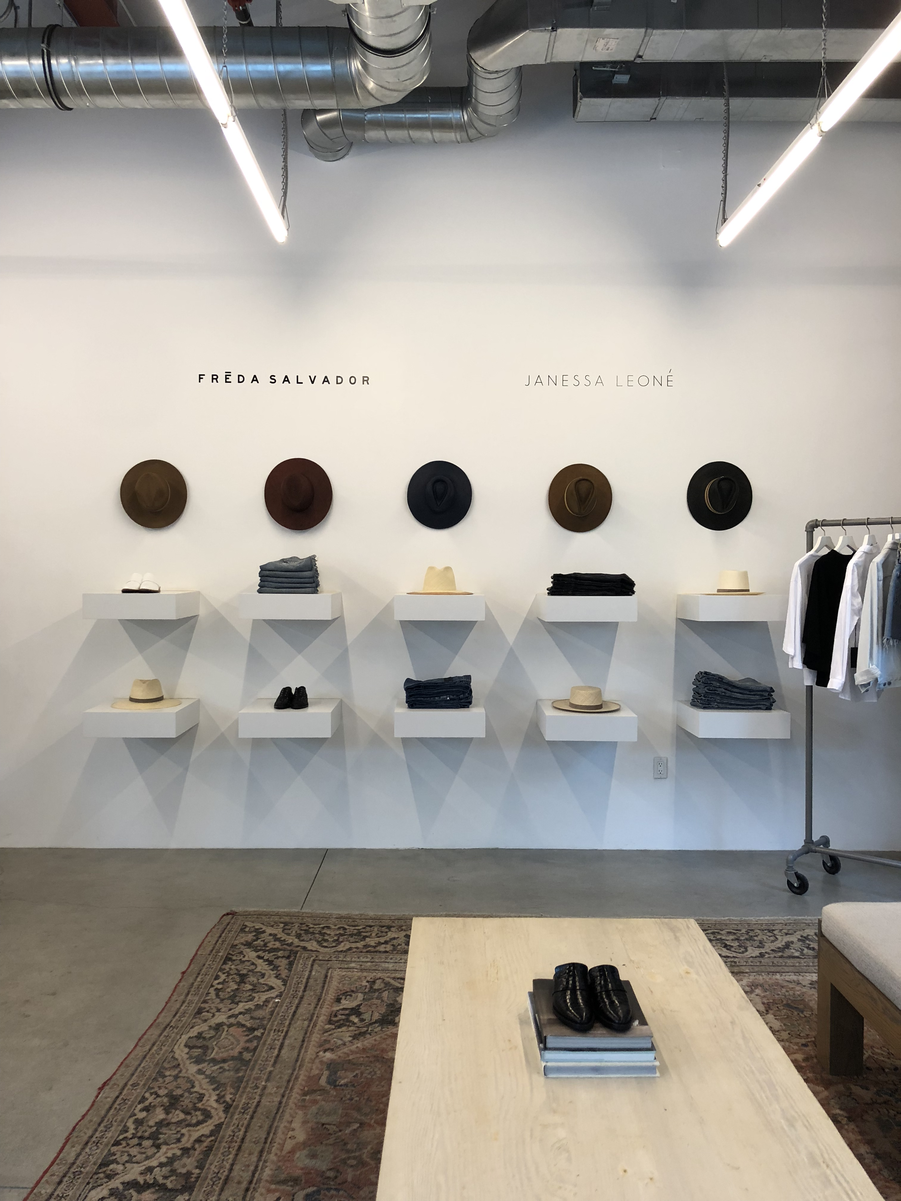 Citizens of Humanity x The Edit Pop-Up Shop