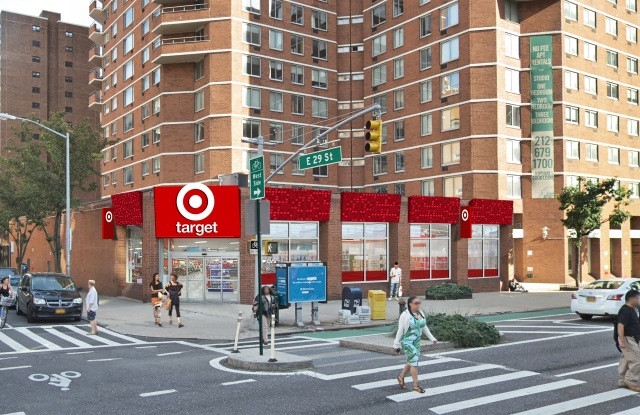 Target's Kips Bay unit is slated to bow in 2019.