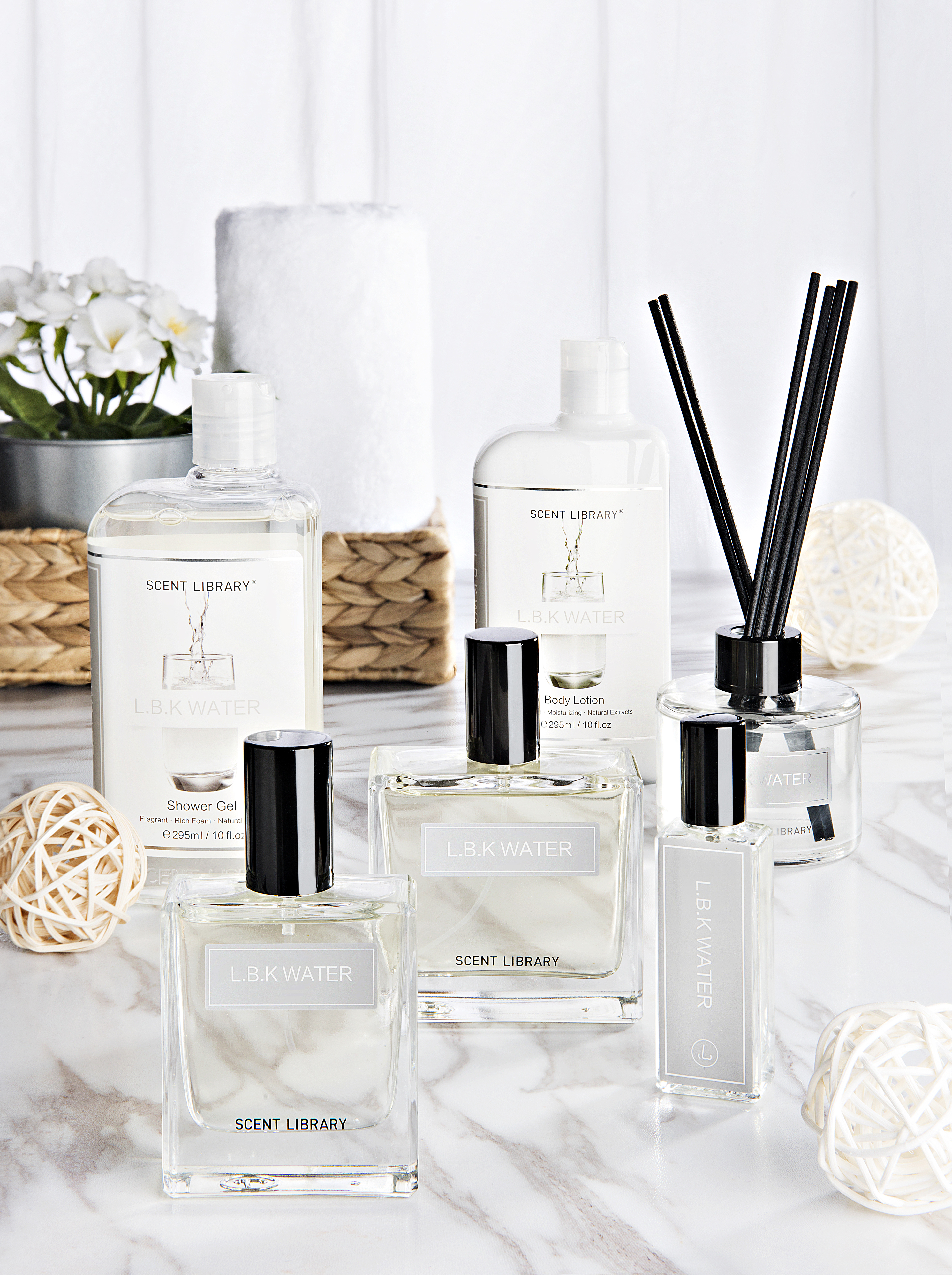 """One of Scent Library's bestsellers """"LBK Water"""" makes use of nostalgia among Chinese consumers."""