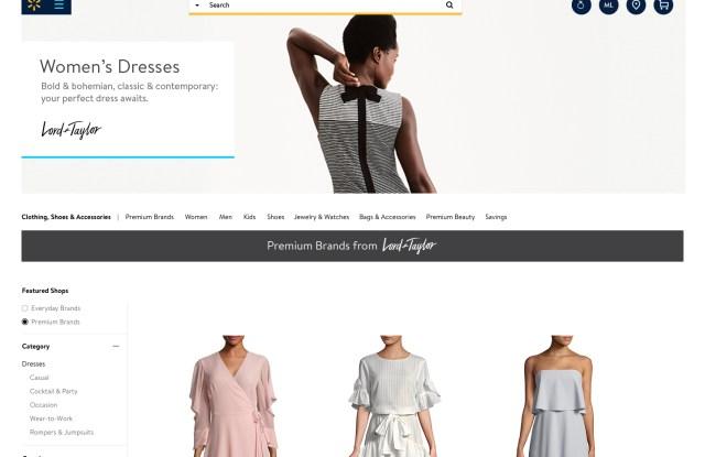 Lord & Taylor on Walmart.com Sample Dress Assortment