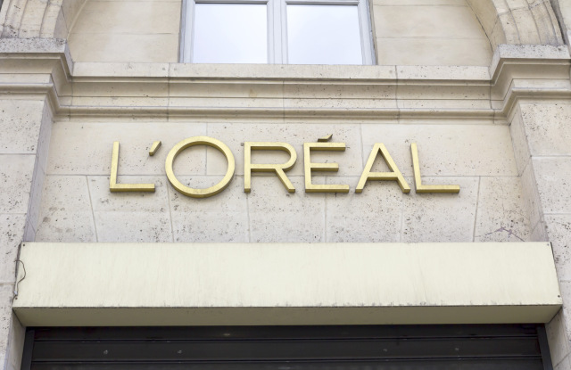 Paris, France - AUG 6, 2016. L'Oreal Paris Store in Paris,  The L'Oreal Group is a French cosmetics and beauty company, the world's largest cosmetics company.; Shutterstock ID 492675739; Usage: Web; Issue Date: January 10, 2017