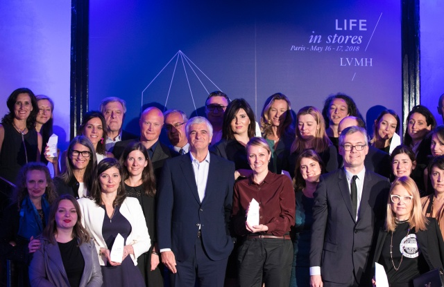 LVMH Life in Stores awards event