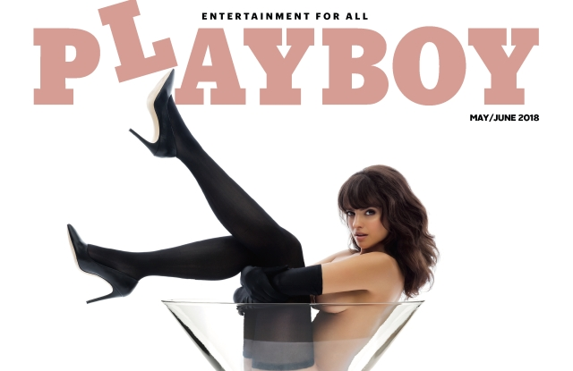 2018 playboy cover Meet The