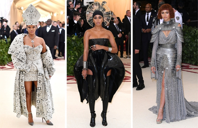Met Gala 2018 Fashion Recap With