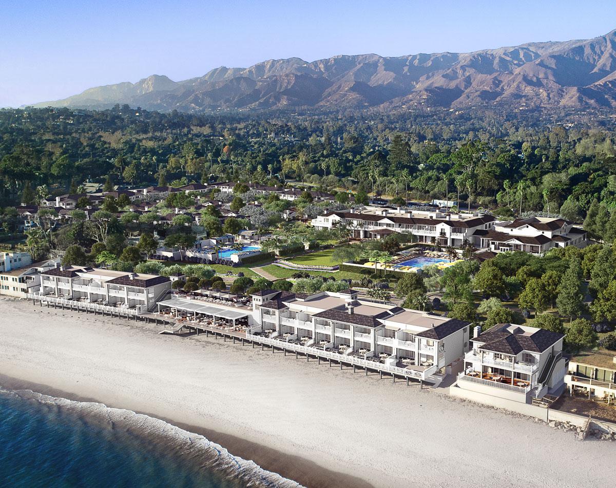 Rosewood Miramar Beach Montecito