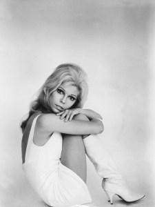 Nancy Sinatra,1968.