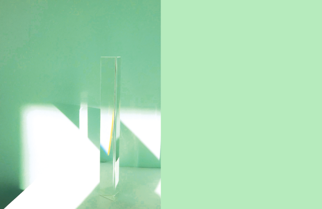 """""""Neo Mint,"""" a Spring 2020 color. Photo courtesy WGSN."""